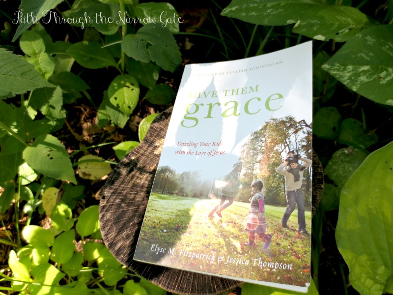 Give Them Grace is a powerful book that will challenge you to become more gospel centered in your parenting. Please read this book. It will change the way you parent.