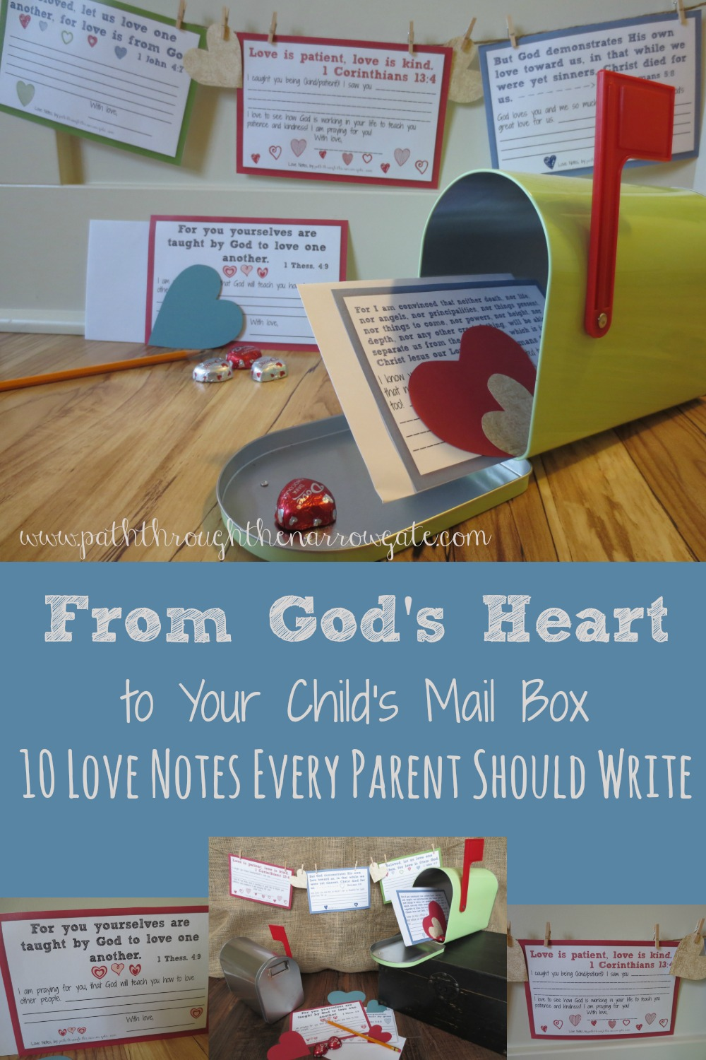 lies satan wants us to believe about mentoring our children you can memorize bible this post contains printable love notes verses for parents to customize and use