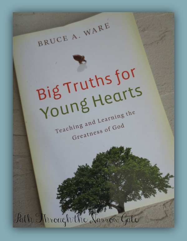 Big Truths for Young Hearts will give you a rock-solid platform from which to begin the study of theology with your family.