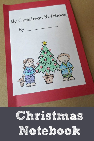Christmas Notebook index