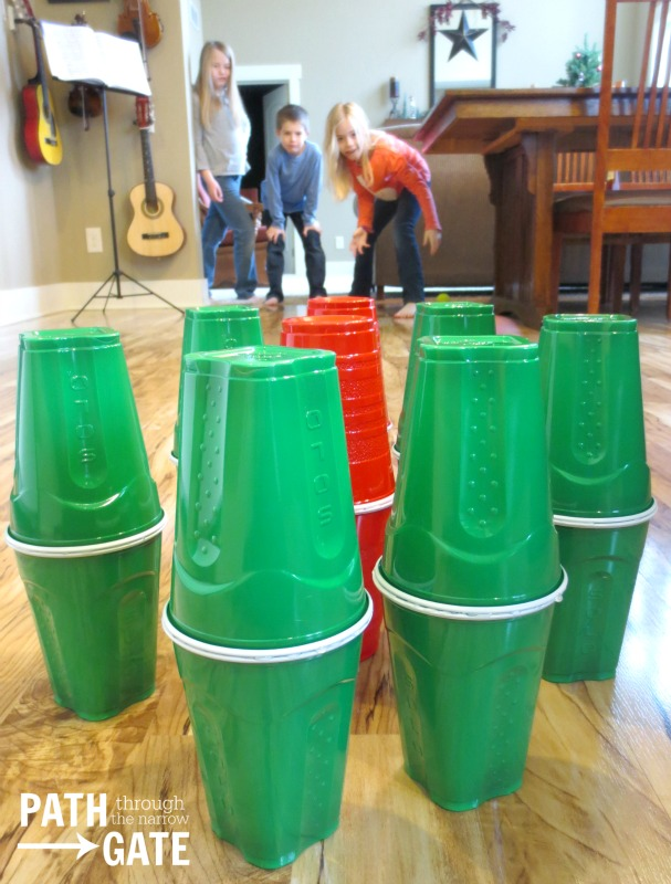 Cups Games 3
