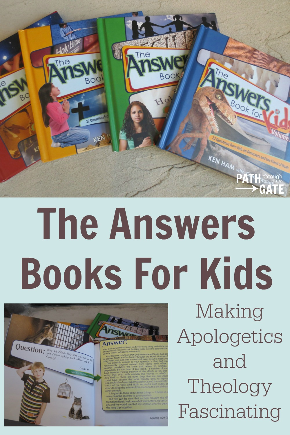 Answers Books for Kids pin 1
