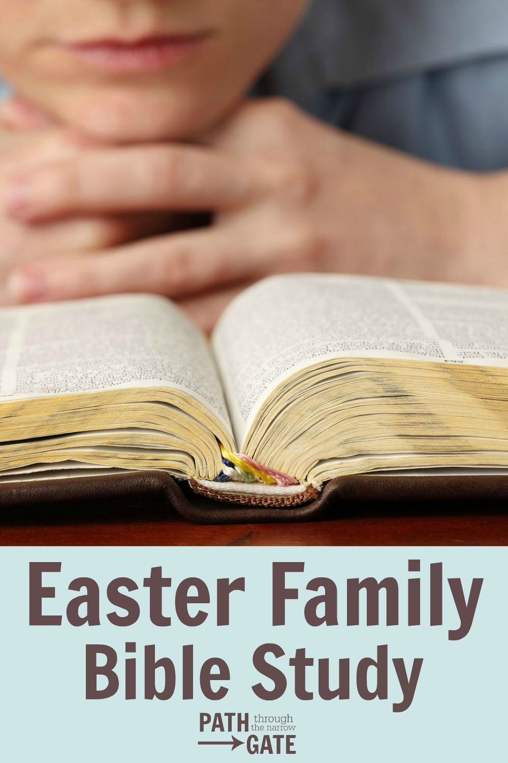 Would you like to take a deeper look at Jesus' death and resurrection with your family, but don't know where to start? Then this free 15 lesson Family Easter Bible Study is for you!
