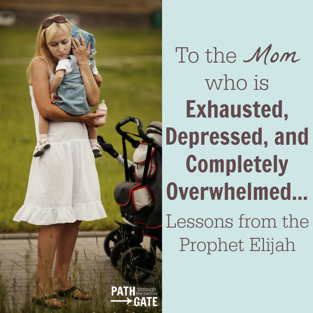 If you are exhausted, depressed, overwhelmed, and even resentful, you are not alone. Elijah felt this way too, and God's response might surprise you!|Lessons from Elijah