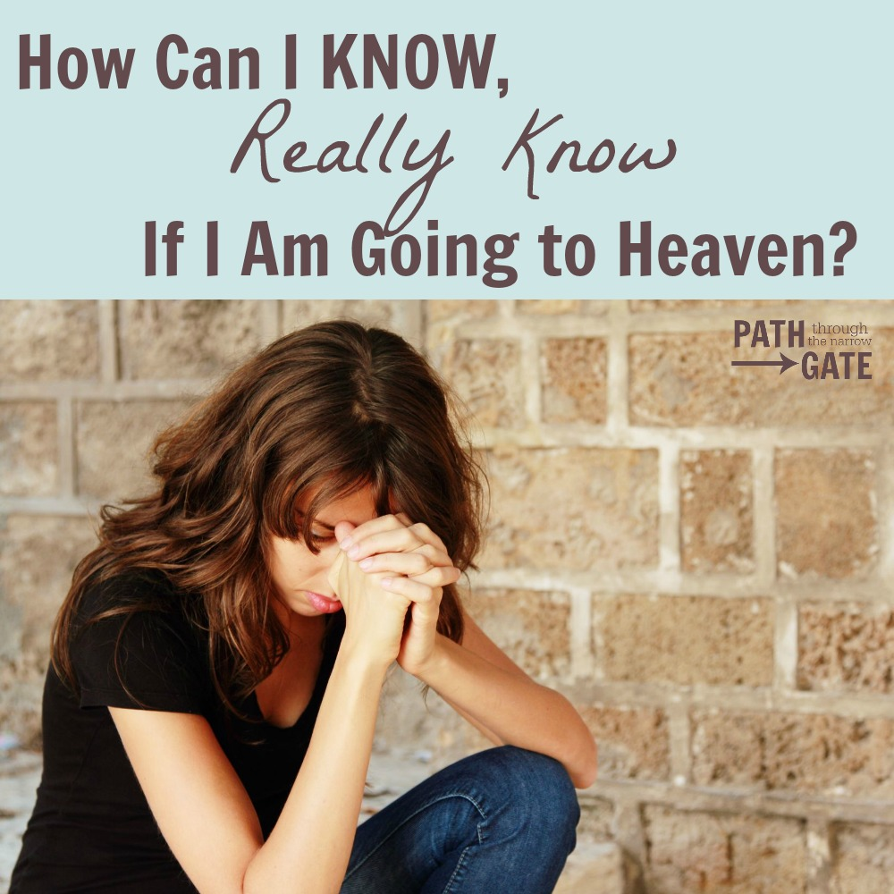 Have you ever wondered if you are really going to end up in heaven after you die? The Bible tells us about a man named Nicodemus who had this same question.| How Can I know If I am Going to Heaven?