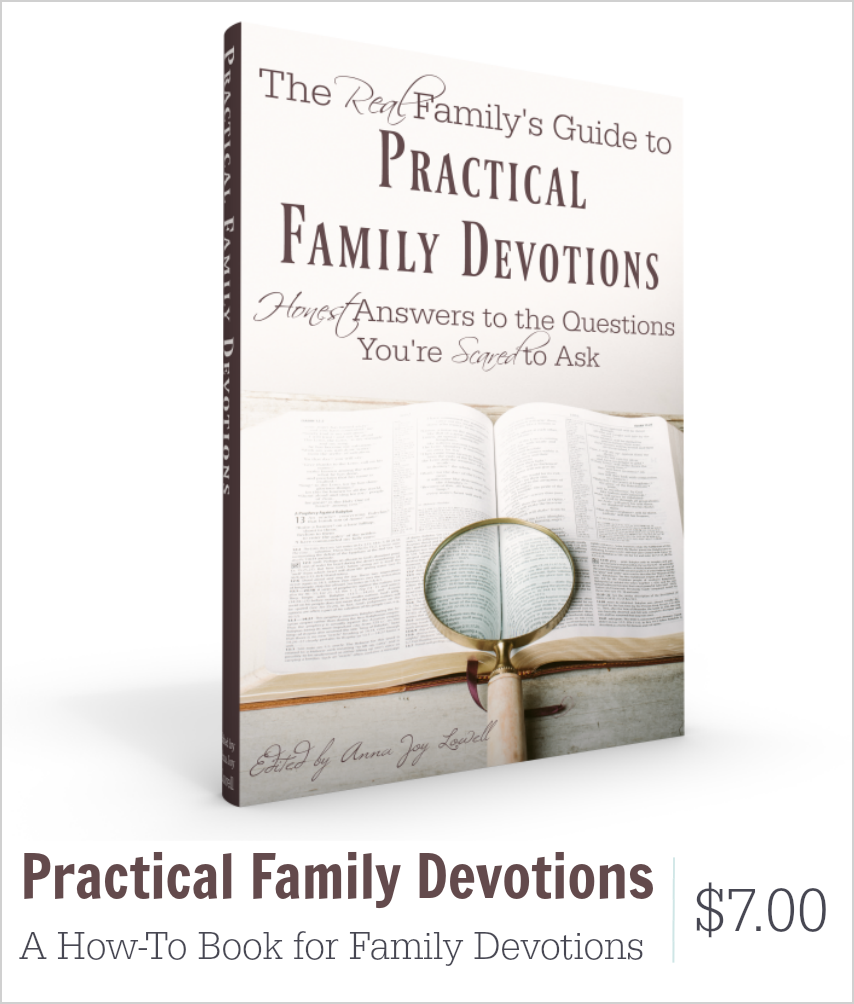 Practical Family Devotions Store
