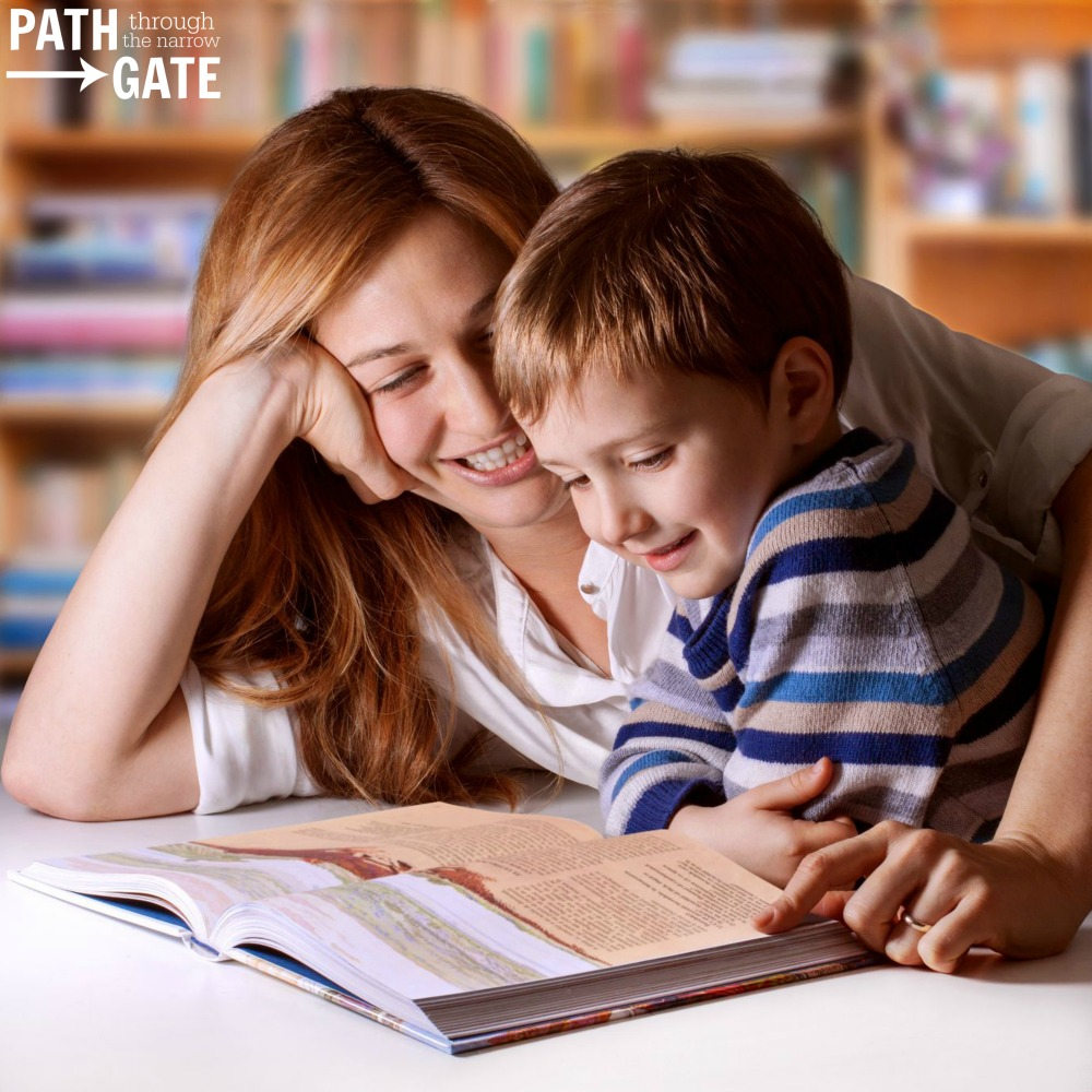 As a Christian parent, you know the importance of teaching your kids the Bible. But, how can you make consistent family devotions a reality in your home? | Path Through the Narrow Gate