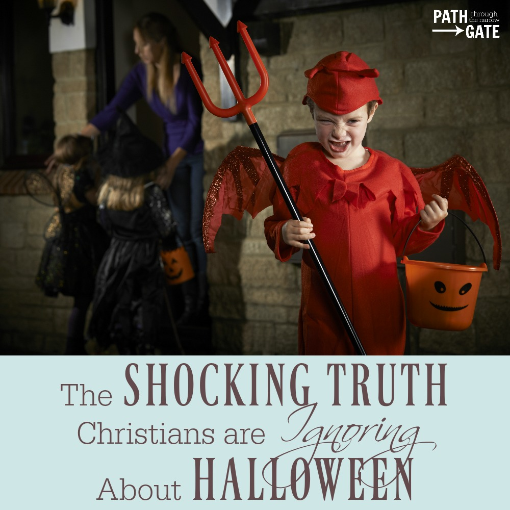 How can Christians respond to Halloween in a way that glorifies God? The Apostle Paul gives us an example - and it just might surprise you!